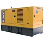 <center><b>SILENTSTAR 205 TVO</b> (Diesel)</br>164 kW – 205 kVA</center>