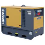 <center><b>SILENTSTAR 20 TYN</b> (Diesel)</br>18 kW – 20 kVA</center>