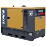 <center><b>SILENTSTAR 33 TYN</b> (Diesel)</br>30 kW – 33 kVA</center>