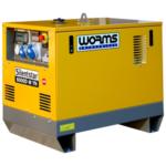 <center><b>SILENTSTAR 6000D M YN</b> (Diesel – Monophasé)</br> 5.2 kW – 6 kVA</center>