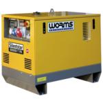 <center><b>SILENTSTAR 6500D T YN</b> (Diesel – Triphasé)</br>5.2 kW – 6.5 kVA</center>