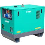 SILENTSTAR 6000D M YN (Diesel – Single Phase) 5.2 kW